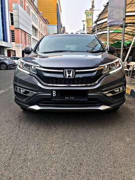Honda CRV 2.4 prestige 2015 km 30rb ajaa