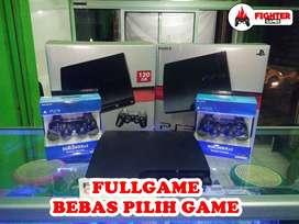 PS3 SLIM C [F] W Hardisk +FULGAME