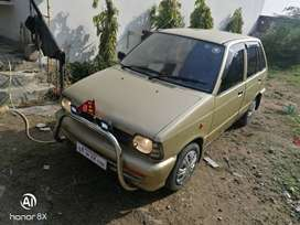 Showroom condition MARUTI 800 AC DUO lpg 2006 model