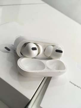 AIRPODS PRO WITH 10 MONTHS APPLE WARRANTY AVAILABLE