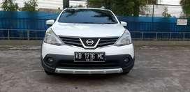Dijual Nissan livina Xgear mulus terawat dp ringan cicilan murah