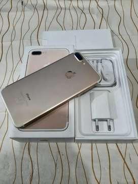 jual iphone 7+ 128 ibox  mulus bisa tt hp andorid hrg 5.5