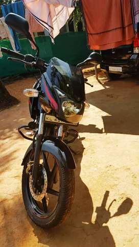 Pulsar 150  2017 model shoroom condition