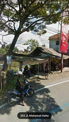 Dijual Tanah Kavling di Jl Mohamad Hatta, Kota Tasikmalaya, Jawa Barat