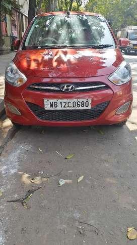 Hyundai I10 Sportz 1.2, 2012, Petrol