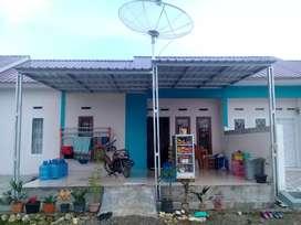 Dijual Rumah di BTN Rezky Graha 2