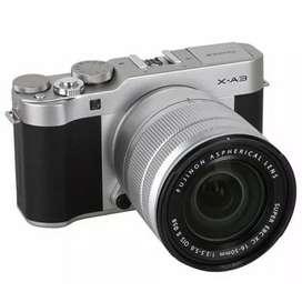 Diajukkan Langsung Kamera Fujifilm X-A3 Proses Tercepat Dan Termudah