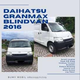 TDP 7Jt GranMax Blindvan 2016 1.3 AC Grand max Blind Van Gran max