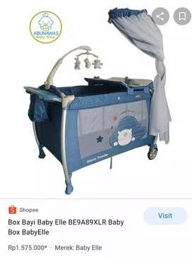 Preloved Box Baby