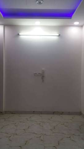 1 bhk under construction builder floor with loan facility booking open