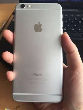 IPHONE 6 PLUSE 128GB NEW PHONE ONLY 13 MONTH OLD