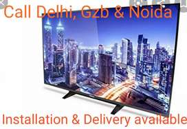 """32"""" Smart led tv and installation available available"""