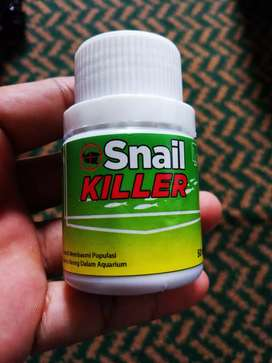 Snail killer pembasmi keong aquarium /aquascape