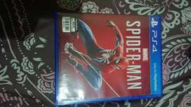 Spiderman BD kaset PS 4