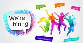 Wanted marketing person