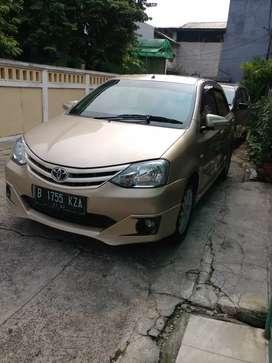Toyota Etios Valco 2013 1.2G