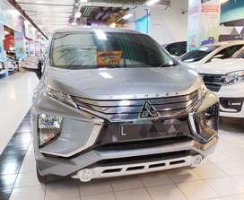 Mitsubishi xpander ultimate 2018 km34rb plat L