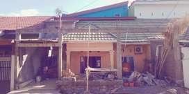 Rumah bebas banjir di Antang.