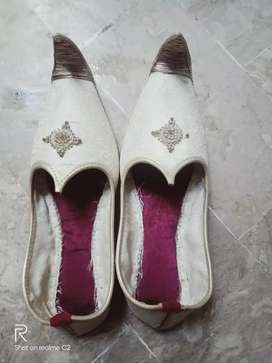 Dulha shoes for marriage size 41