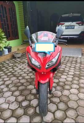 Di jual ninja 250cc/ 2016