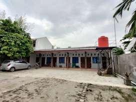 Disewakan kost dengan fasilitas lengkap dekat USU & pusat kota Medan