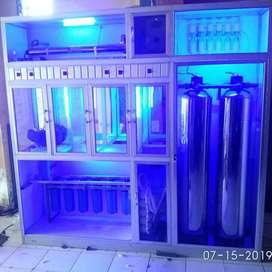 Mesin air isi ulang kredit murah tanpa jaminan