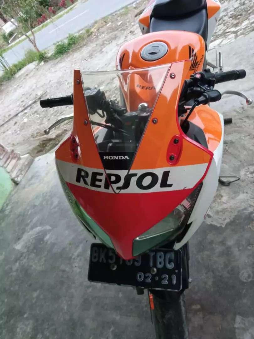 Honda CB 150R Repsol