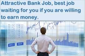 Attractive Bank Client Job