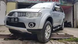 Pajero sport exceed at matic 2009 good condition