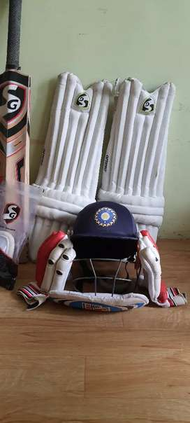 Cricket kit bag  with good condition