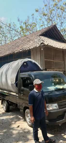 Tandon air 2000 liter Magelang toren air 5000 bahan plastik HDPE