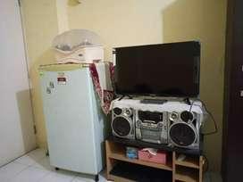 Disewakan 1Unit Apartemen Tipe Studio di Kalibata City Tower Flamboyan