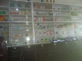 Shop for rent only for doctor clinic on bandha road faizullahganj lko