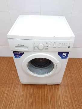 siemens front load 6kg  washing  machine