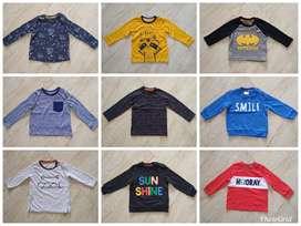 Girls tanktop Boys tshirt Girls frock export surplus Tiruppur