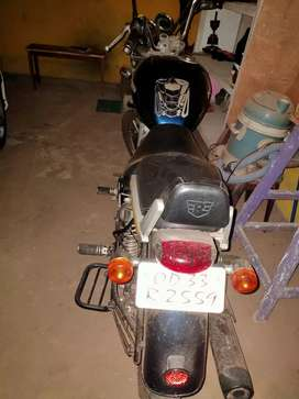 Royal Enfield Thunderbird 2018 Well Maintained
