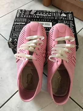 Preloved sepatu mini melissa