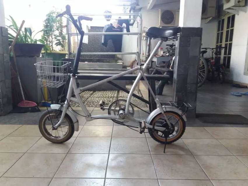 Sepeda Lipat Picnica 0