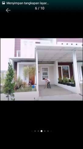 Canopy rumah sc#1553
