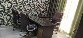 1100sqft fully furnished ac office on faizabad road call700x74x91x232