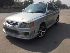 Hyundai Accent Executive, 2008, Petrol