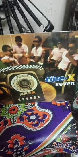 CD original tipe ex segel