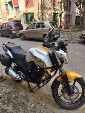 Yamaha fzs 2014 model version 1