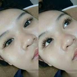 Bulu mata exten lembut natural