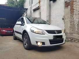 Suzuki SX4 X-OVER AT 2010 || tt Swift Jazz Yaris Agya Ayla Brio Mazda2