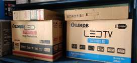 LIMOR LED TV ALL SIZE WITH WARRANTY AT ALUVA