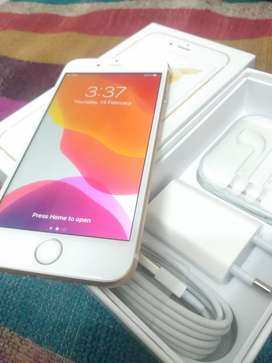iPhone 6s 64 GB very good condition with all accessories