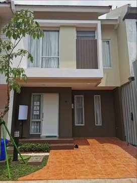 ZUMA malibu village premium home gading serpong 900jtan free furnished