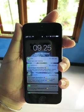 Dijual Iphone 5s 16Gb