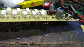 Power m amplifier channel